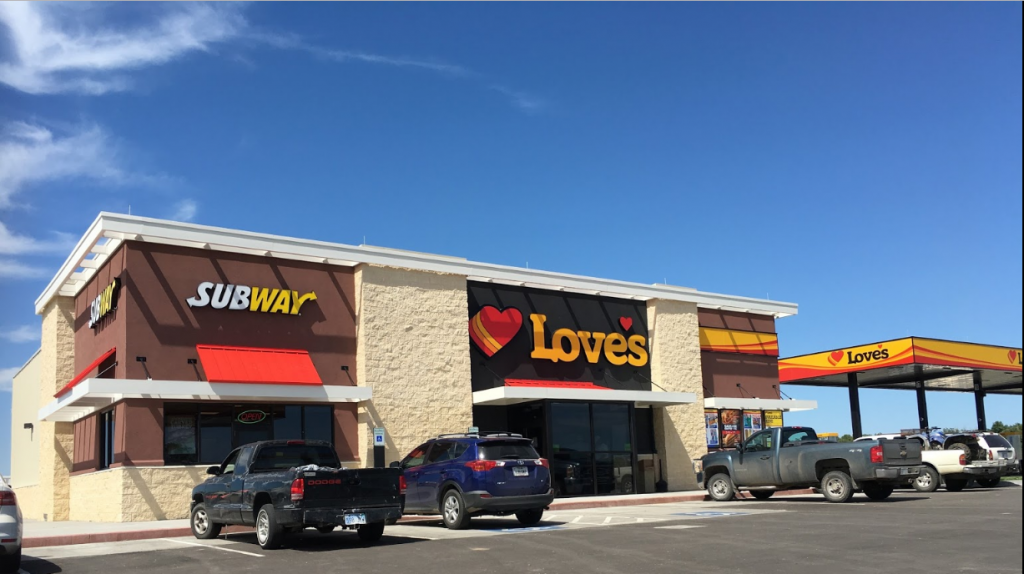 Love's Travel Stop to Open Thursday June 30th