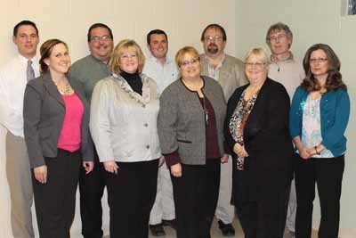 Belleville Chamber & Main St. names RCED 2012 Volunteer of the Year