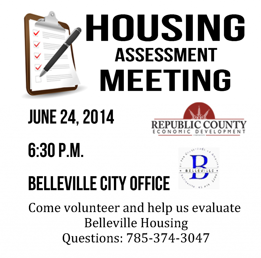 Belleville Housing Assessment Meeting