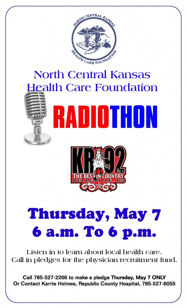 NCK Health Care Foundation Radio-thon