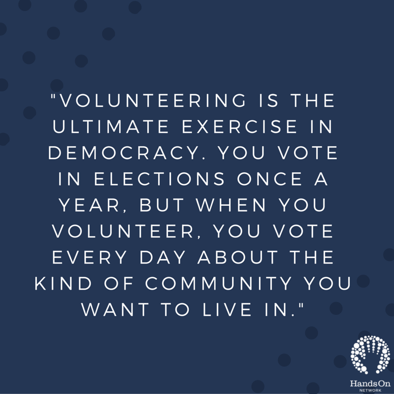 volunteeringvoting