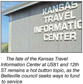 County support? – Travel Information Center