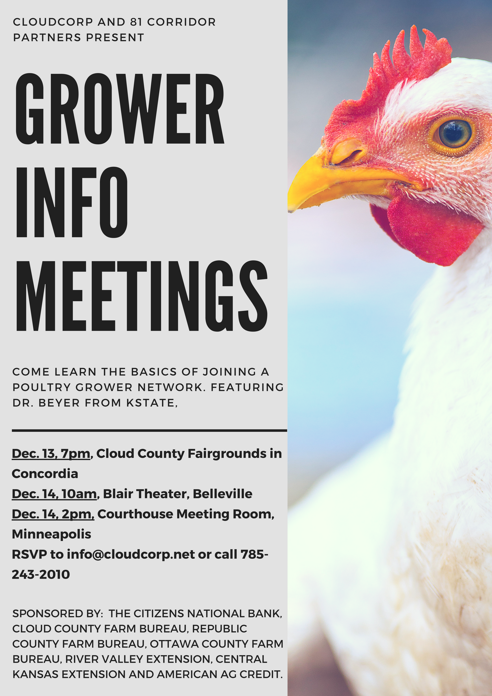 Grower Meeting